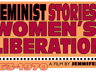 JENNIFER LEE ROCKS THE AAUW OF LONG BEACH WITH HER AWESOME FILM AND Q&A ON WOMEN'S LIB, H