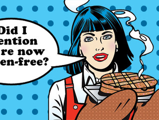 AMY LEVY PR GLUTEN-FREE DIVISION  CONTINUES TO THRIVE