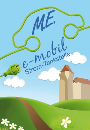 Ma. Enzersdorf e-mobil Tankstelle