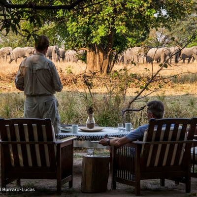 Time  Tide - Norman Carr Safaris - LUWI