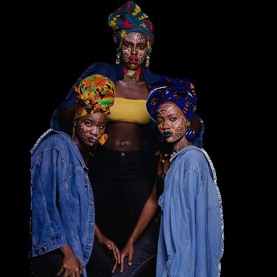 3 african women transparent.png