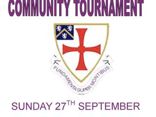 Durham University Community Tournament