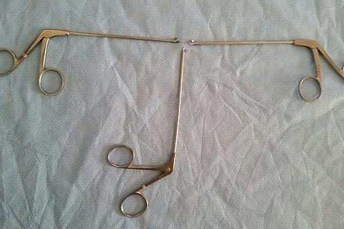 R. Wolf, Punch/Scissor Forceps, 45 Deg. L&R Angled, Through-Bite