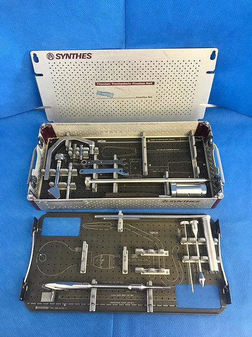 Synthes 690.339 Titanium Trochanteric Fixation Nail Insertion Set