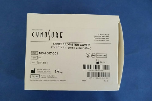 "Cynosure, 163-7007-001, Cover, Exp.11-19. Box of 25 (2""x1.3""x72"")"