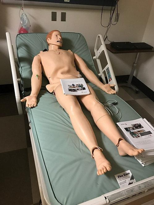 Laerdal SimMan 3G Patient Simulator w/ ThinkPad & Extras