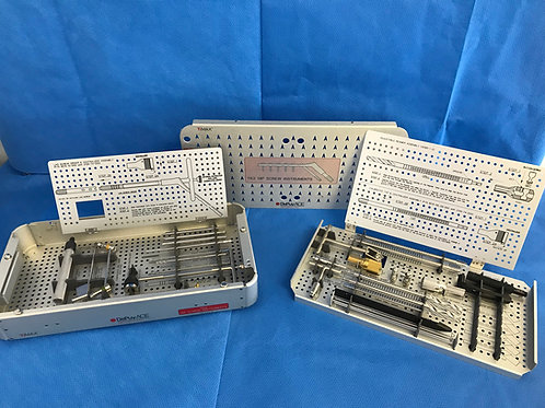 Depuy 8299-12-000 TiMAX TK2 Hip Screw Instrument Set