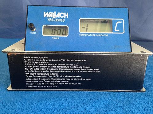 Wallach WA-2000 Cryosurgical System Timer