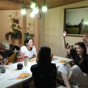 Minuana: por trás das câmeras