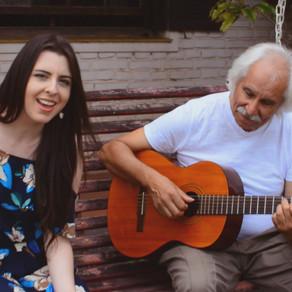 """19 de Fevereiro: lançamento do clipe """"Canto, Natureza e Vida"""""""