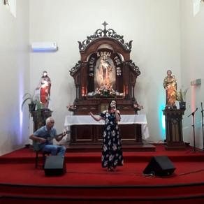 """Talyta Vargas participa da """"Serenata para Maria"""""""