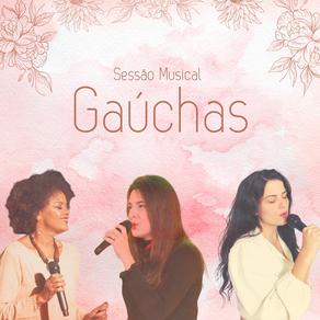 """Saiu o EP """"Sessão Musical Gaúchas""""!"""