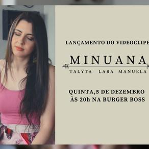 """""""Minuana"""": single e clipe das cantoras Talyta Vargas, Lara Rossato e Manuela Gallo está pronto!"""