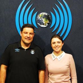 Programa Canto Nativo com Júnior Rodrigues, na Rádio Upacaraí