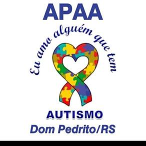 Live beneficente - APAA Dom Pedrito/RS