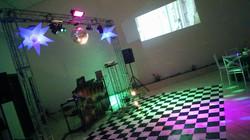 Kit 3 Som Luz e projeção