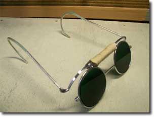 溶接用眼鏡