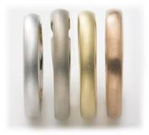 ゴールドやプラチナは実はとても柔らかい