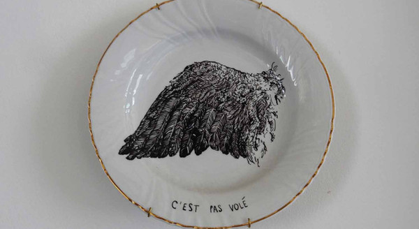"""Exposition """" Natures mortes"""" par Mélanie Planche"""