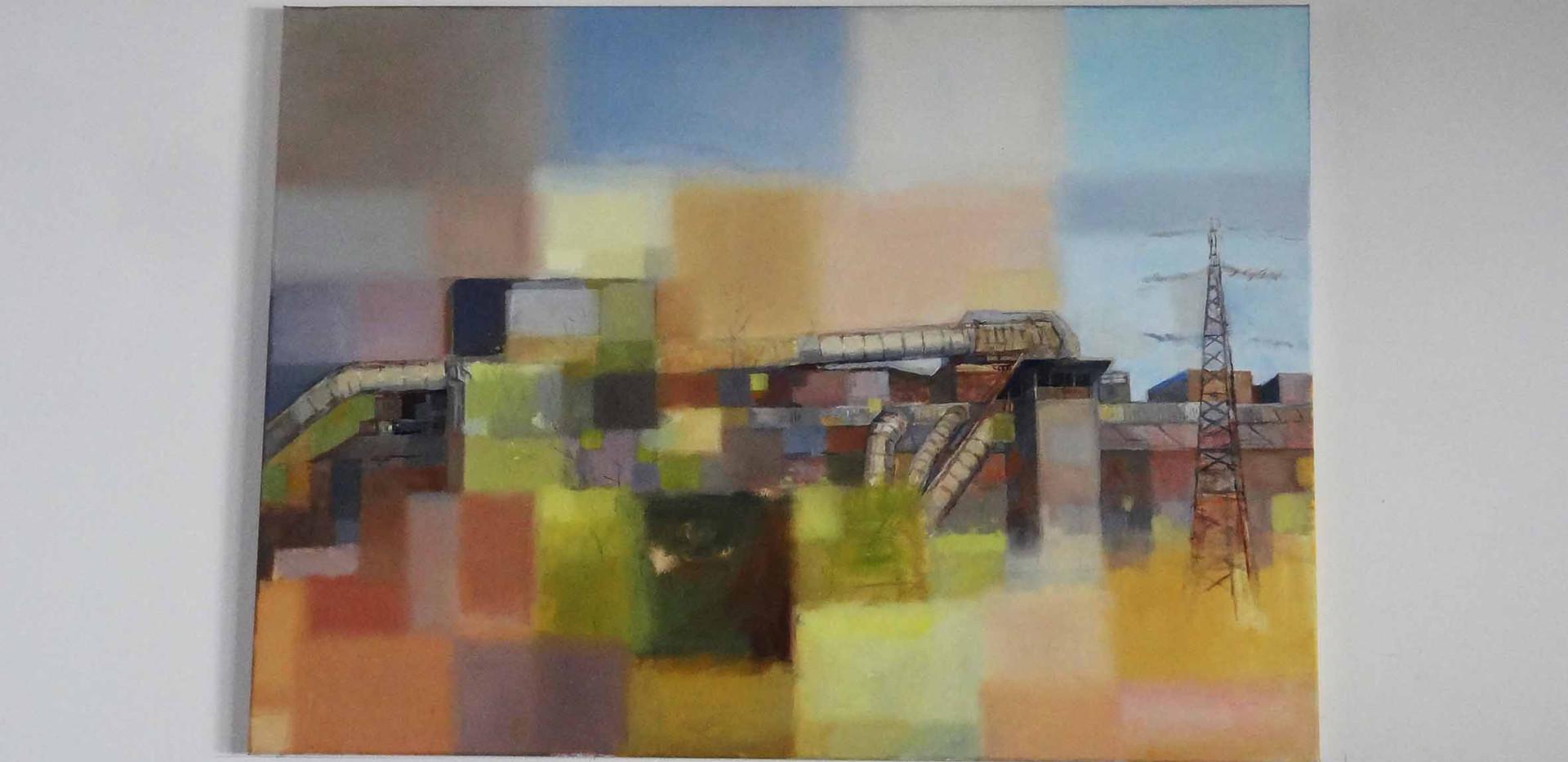 """Exposition """"Vues"""" de Lucie Ventadour"""