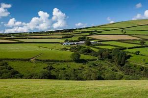 View of Natsley Farm