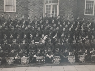 Beat of War: An Original RAF Marching Drum