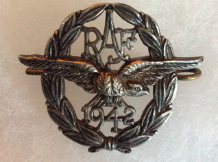 "The RAF ""1942"" Badge"