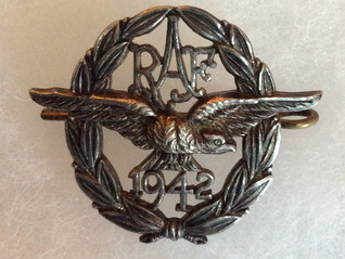 "The RAF ""1942"" Badge"