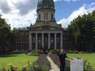 A Visit to London's Imperial War Museum