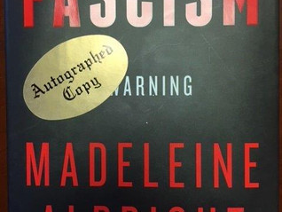 BOOK REVIEW: Fascism: A Warning by Madeleine Albright