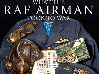 "Limited Edition Signed Copies of ""What the RAF Airman Took to War"" Now Available"