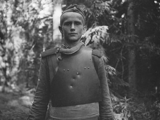 The Old is New: A Russian Armor Breastplate Used in World War II