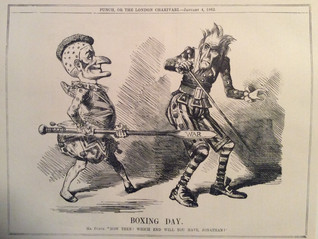 Tensions Strained British/American Relations during the Civil War