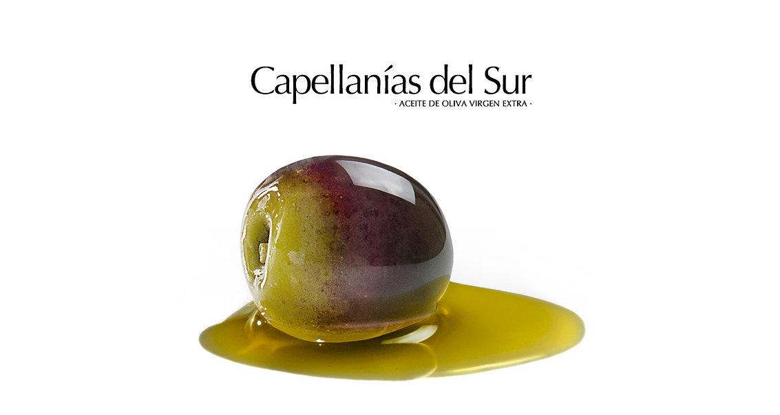 Aceite de Oliva Virgen Extra, Capellanias del Sur, Sorbas, Agencia de marketing y comunicacion Lounge Creative Publicidad, Aguadulce, Almeria, España