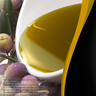 Aceite de Oliva Virgen Extra Capellanía del Sur