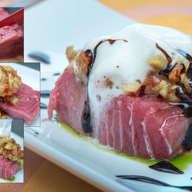 Carta Restaurante Marcelino