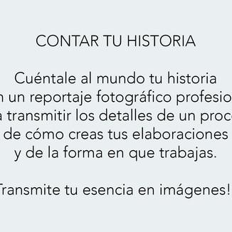 Contar tu historia