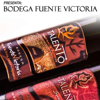 Vinos Talento - Bodega Fuente Victoria