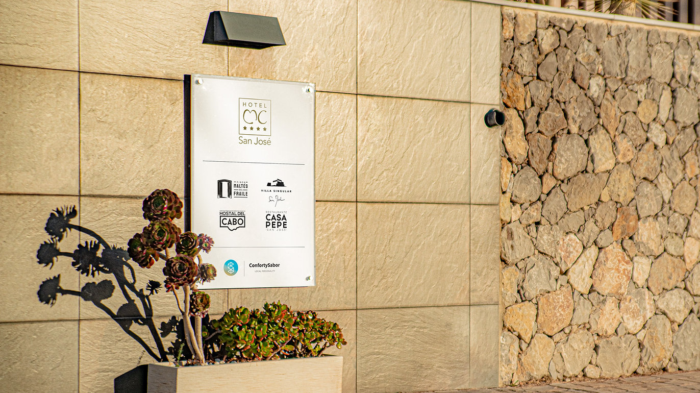 Hotel MC, San Jose, Cabo de Gata, Agencia de marketing y comunicacion Lounge Creative Publicidad, Aguadulce, Almeria, España