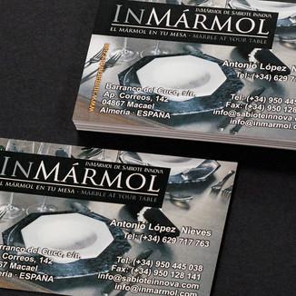 """Platos y vajilla de mármol """"InMármol"""""""
