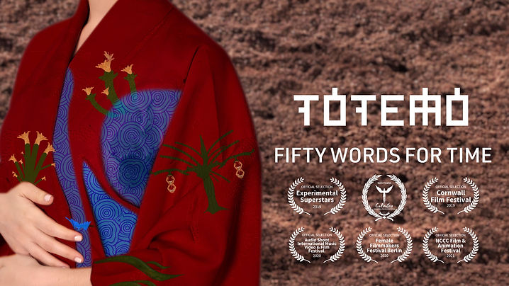 Totemo - Fifty Words For Time+6 Laurels.