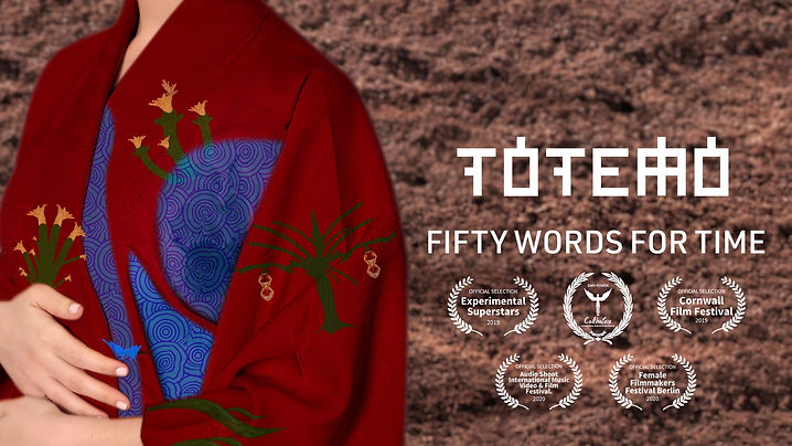 Totemo - Fifty Words For Time+5 Laurels.