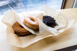 Donut Trio