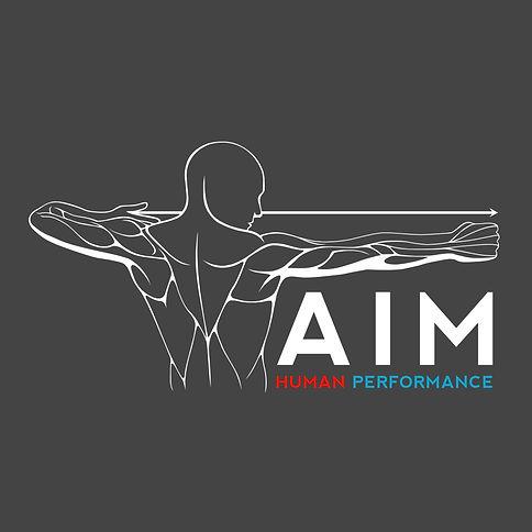 Logo for AIM Human Performance
