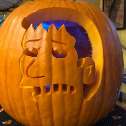 Simpsons Mulder