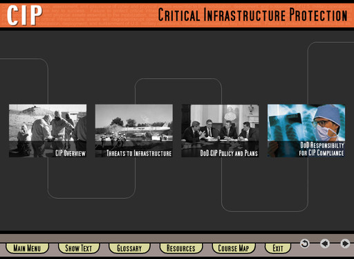 CIP interface