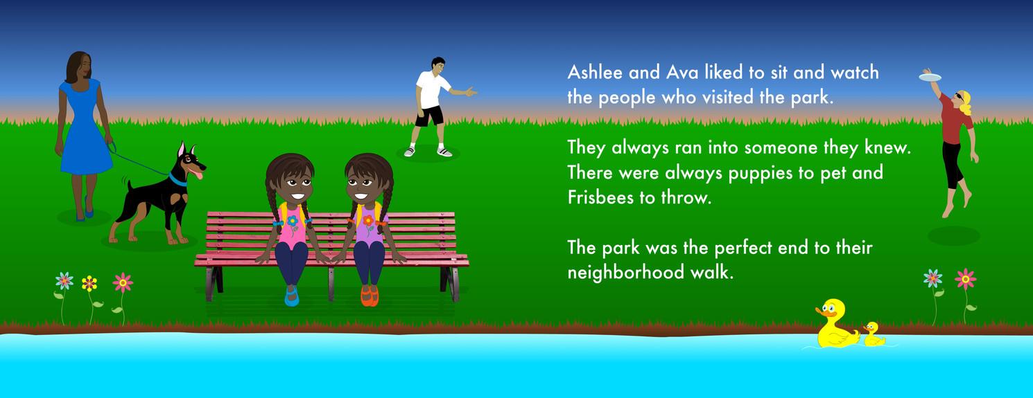 Ashlee and Ava