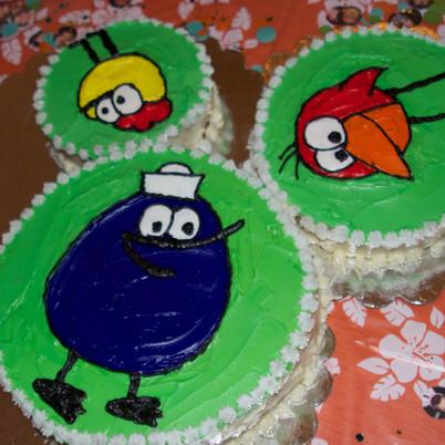 Peep Quack & Chirp