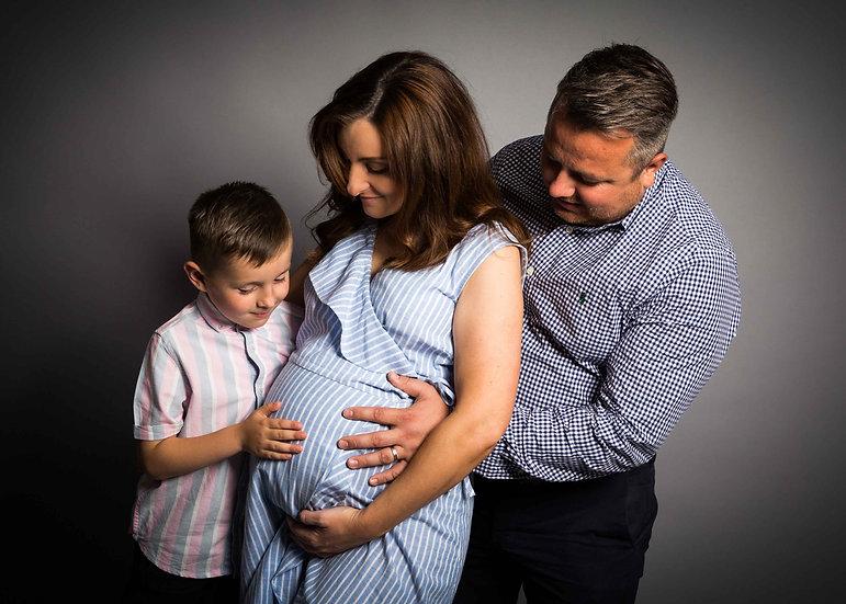 Maternity & Newborn Photo Shoot