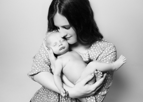 Newborn & Mummy Photography